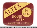 Altex Condom Tin