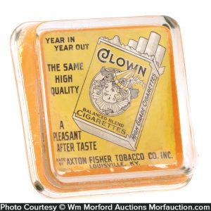 Clown Cigarettes Change Receiver