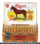 Alcazar Cigar Box