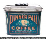 Dinner Pail Coffee Pail