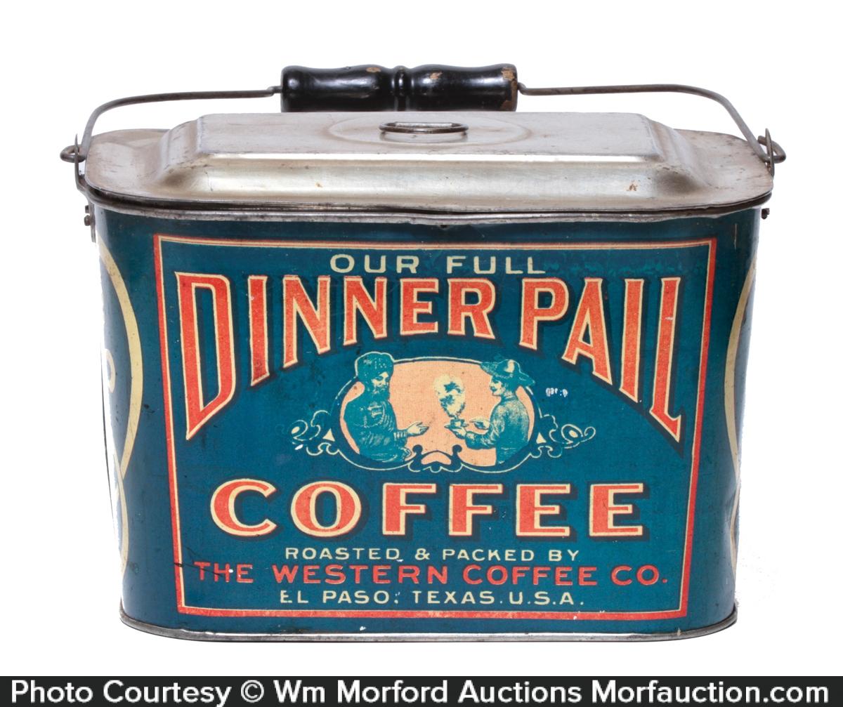 Dinner Pail Coffee Pail