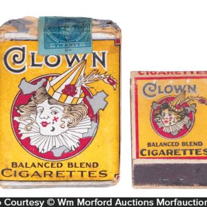 Clown Cigarettes Pack