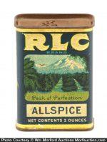 RLC Spice