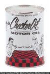 Checker Motor Oil