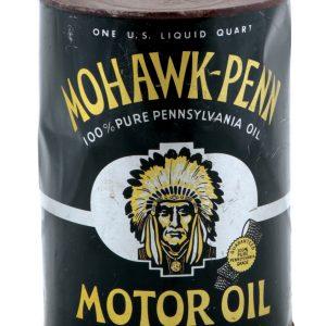 Mohawk-Penn Motor Oil