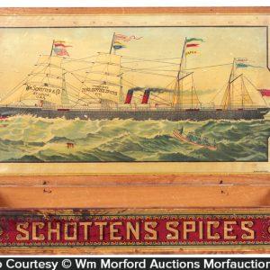 Schottens Spice Box