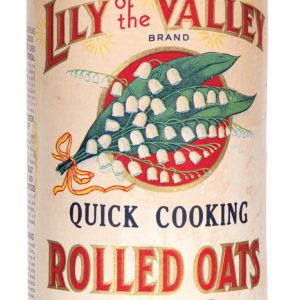 Lily of Valley Oats Box