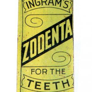 Zodenta Tooth Brush Holder