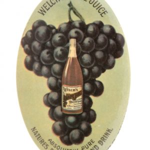 Welch's Grape Juice Mirror