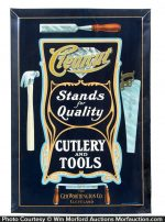 Clearcut Tools Sign