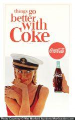 1966 Coca-Cola Sign