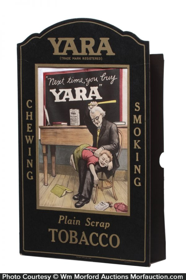 Yara Tobacco Display