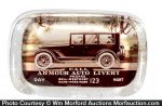 Auto Livery Paperweight