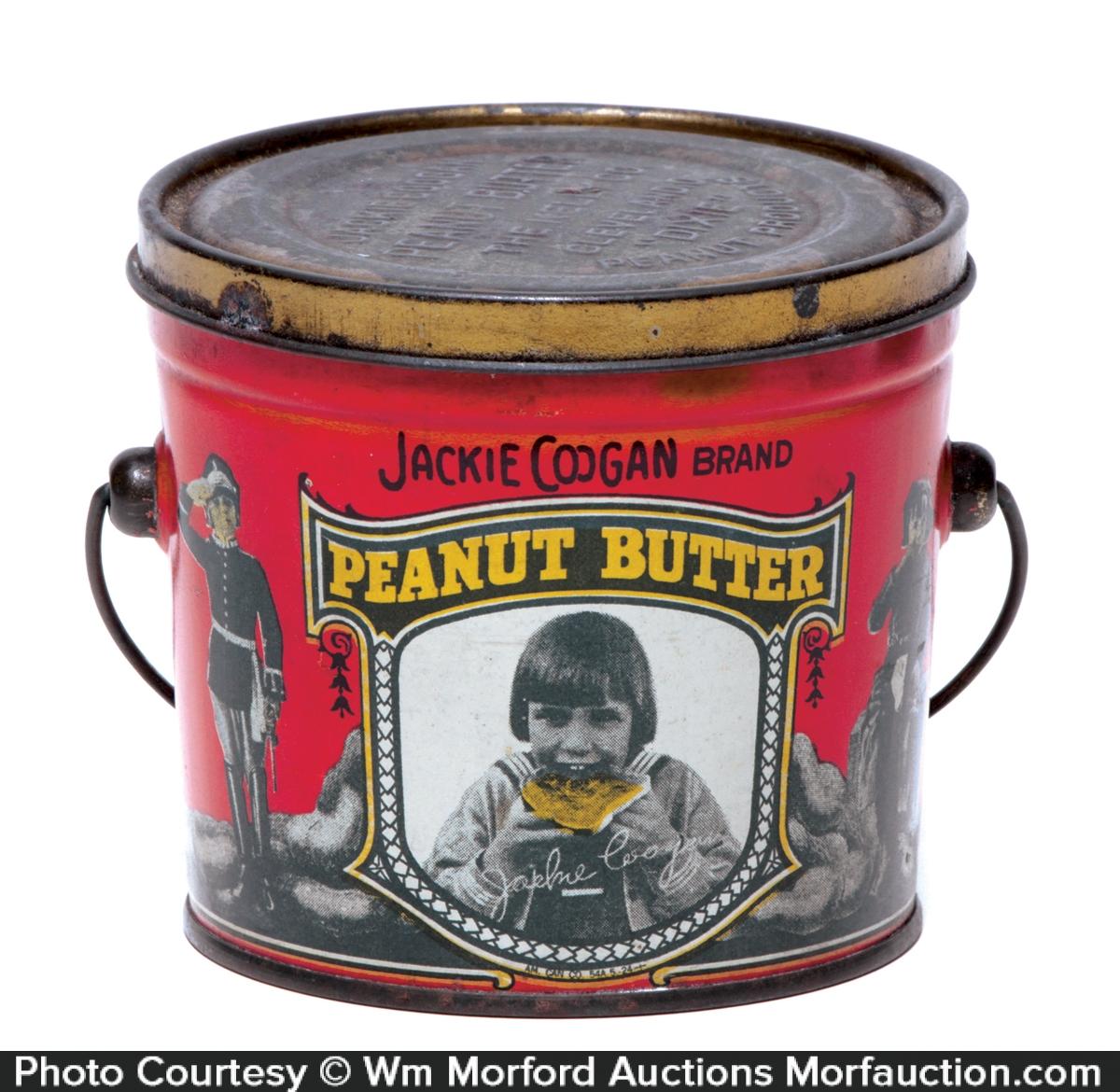 Jackie Coogan Peanut Butter