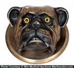 Bull Dog Bell
