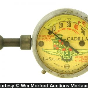 Cadillac Tire Gauge