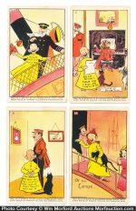 Yellow Kid Gum Cards