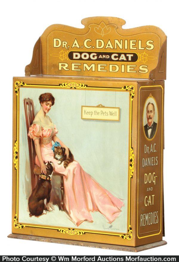 Daniels Veterinary Cabinet
