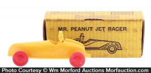 Planters Jet Racer Toy