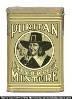Puritan Pocket Tin