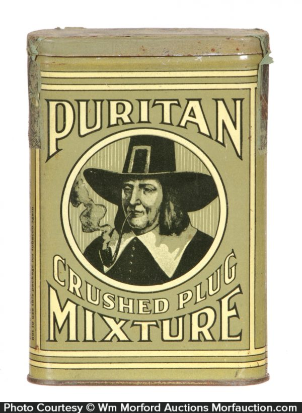 Puritan Pocket Tin