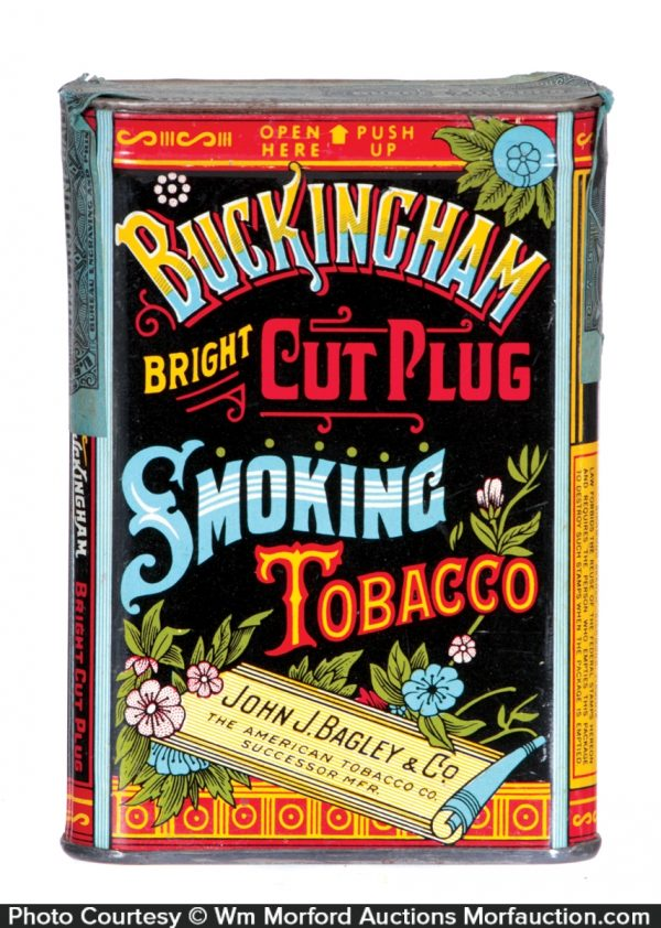 Buckingham Pocket Tin