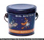 Big Sister Peanut Butter
