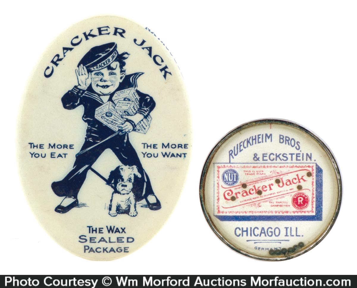 Cracker Jack Mirrors