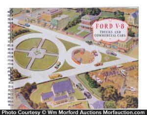 Ford Trucks Showroom Book