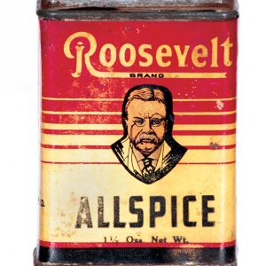 Roosevelt Spice Tin