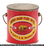 Buffalo Peanut Butter