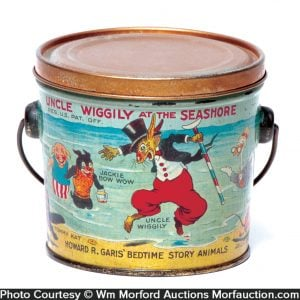 Uncle Wiggily Candy Pail