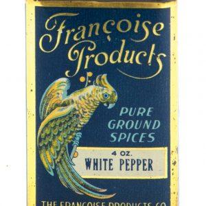 Francoise Spice Tin