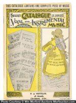 Yellow Kid Catalog