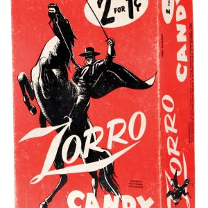 Zorro Candy Box