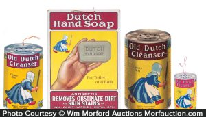 Old Dutch Cleanser Signs