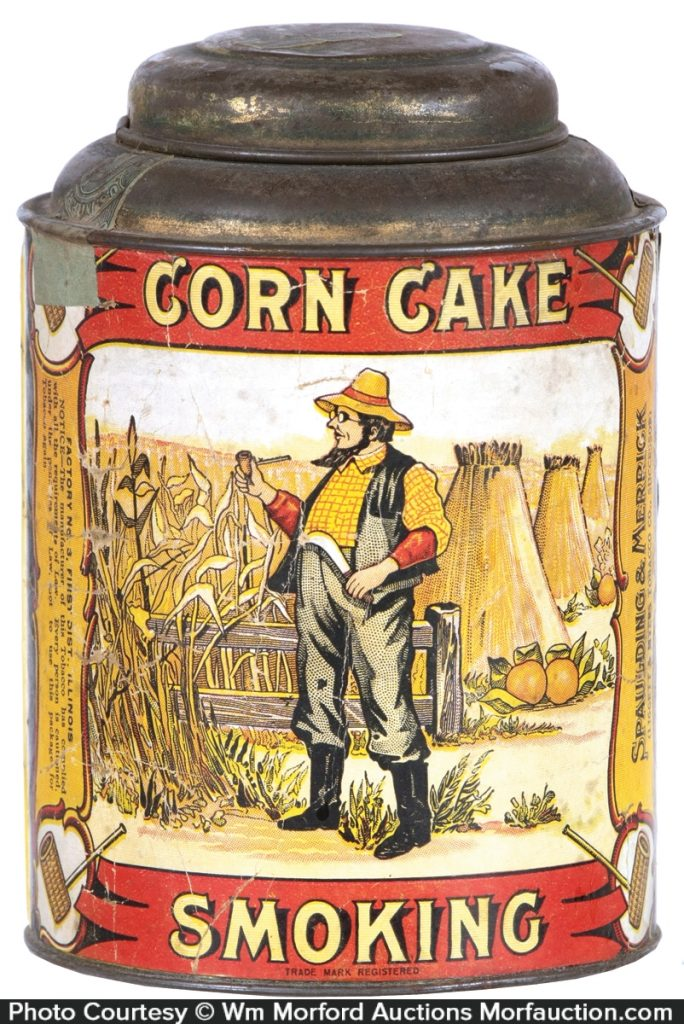 Corn Cake Tobacco