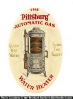 Pittsburg Water Heaters Mirror