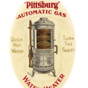 Pittsburg Water Heaters Mirror