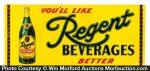 Regent Soda Sign