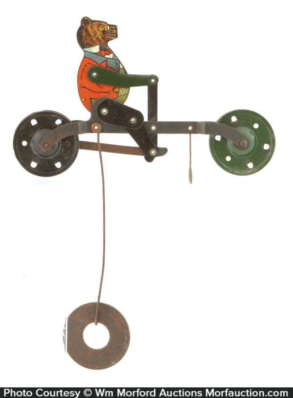 Roosevelt Bear Toy