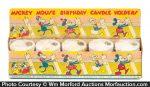 Disney Birthday Candles
