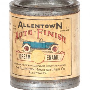 Auto Finish Tin