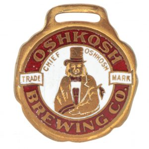 Oshkosh Brewing Co. Fob