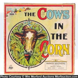 Cows in the Corn Game
