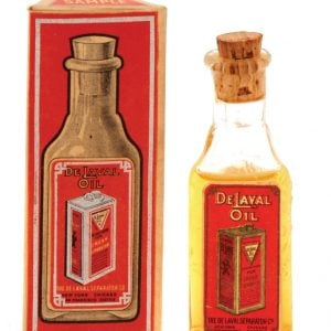 De Laval Separator Oil Sample