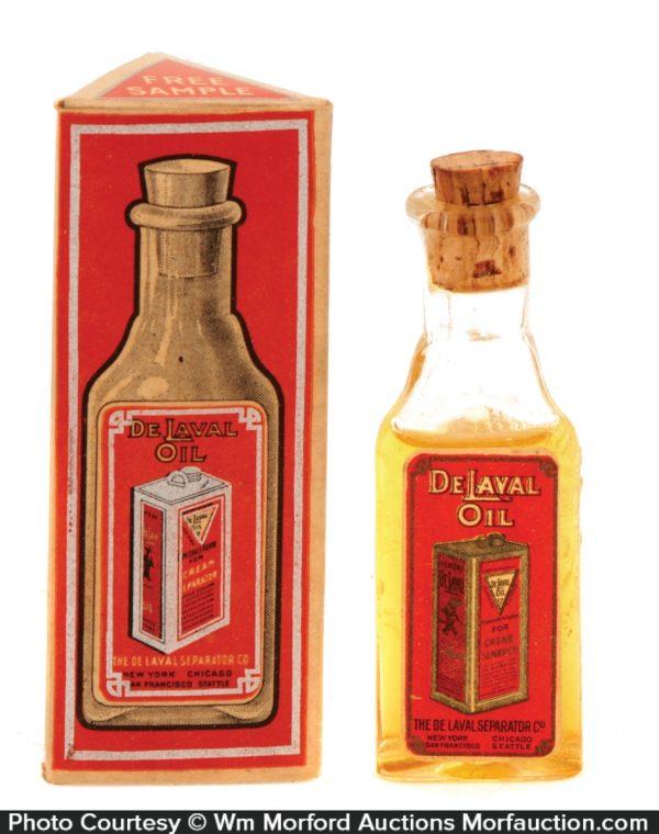 De Laval Separator Oil Sample