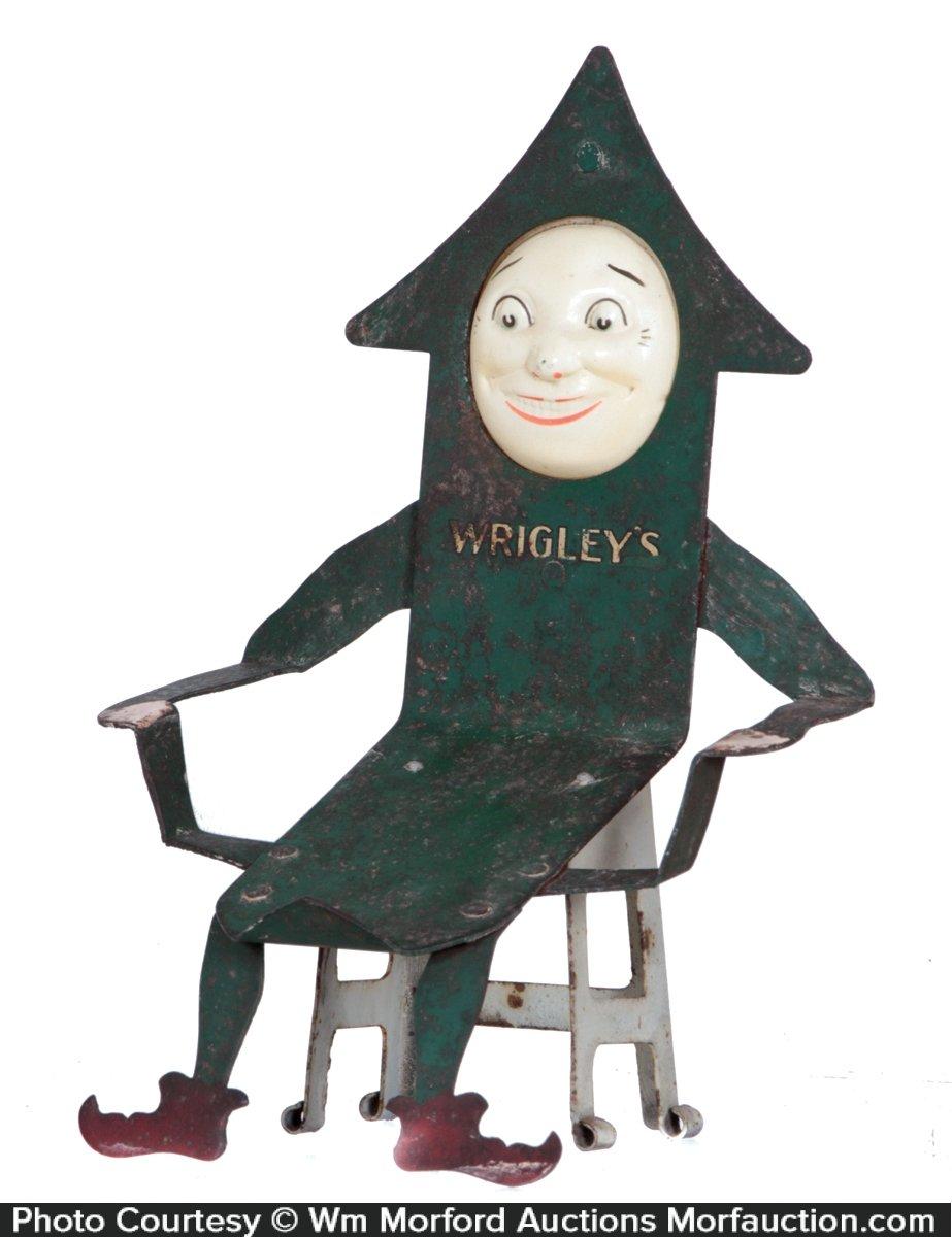 Wrigley's Gum Stand