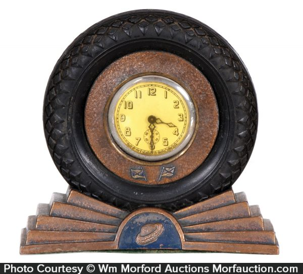 Good Year Tires Clock