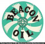 Beacon Oil Sign